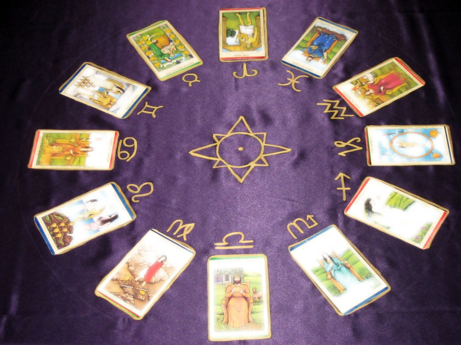 塔罗占卜,占星谘询及卜卦占星服务